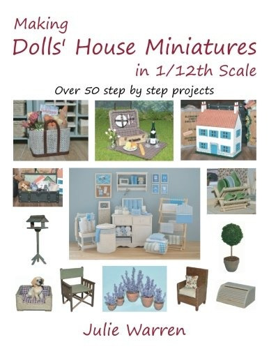 Book making dolls house miniatures in 112th scale 161900 book making dolls house miniatures in 112th scale solutioingenieria Image collections
