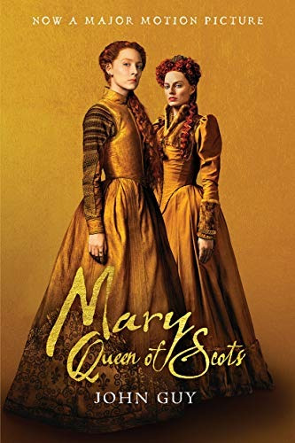 book : mary queen of scots (tie-in) the true life of mary...