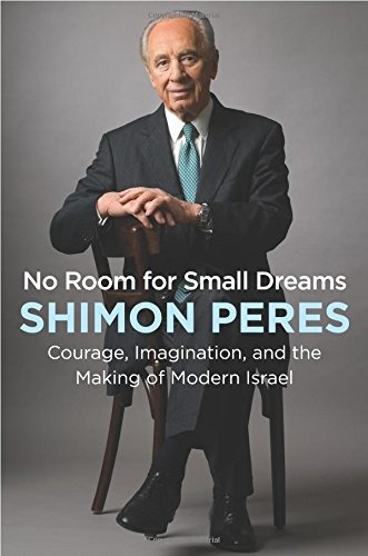 book : no room for small dreams courage, imagination, and...
