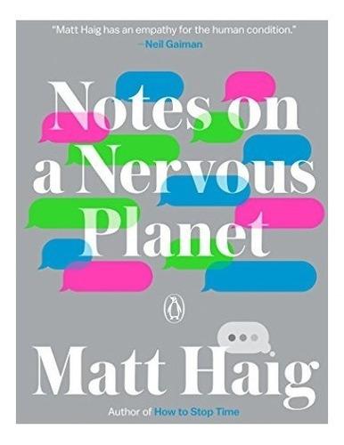 book : notes on a nervous planet - haig, matt