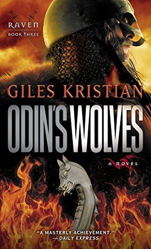 book : odin's wolves: a novel (raven: book 3)