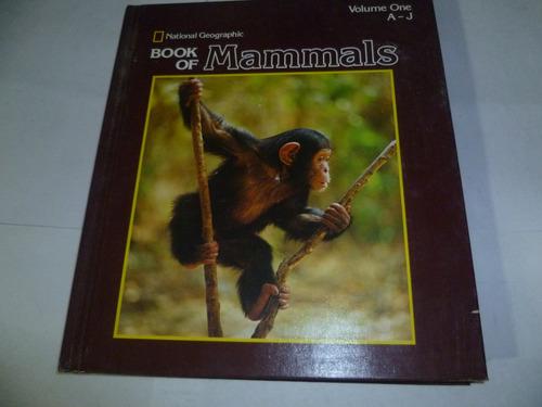 book of mammals