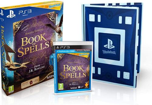 book of spells para ps3