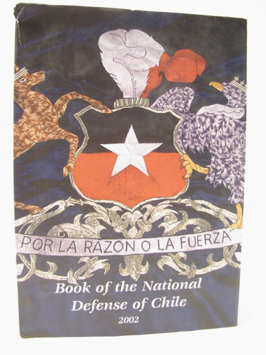 book of the national defense of chile 2002