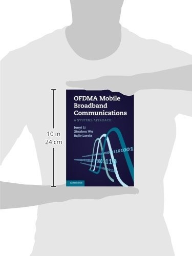 book : ofdma mobile broadband communications: a systems a...