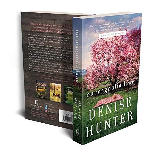 book : on magnolia lane (a blue ridge romance) - hunter,...