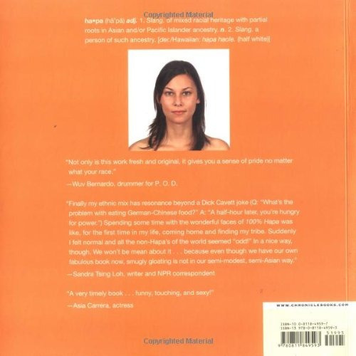 book : part asian, 100% hapa - fulbeck, kip