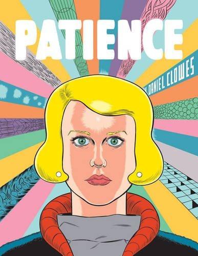 book : patience - daniel clowes