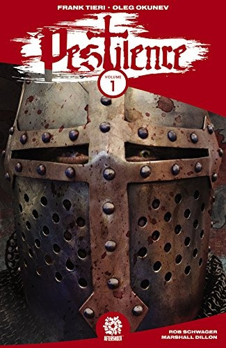 book : pestilence volume 1 - tieri, frank