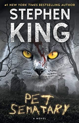 book : pet sematary - king, stephen (2285)