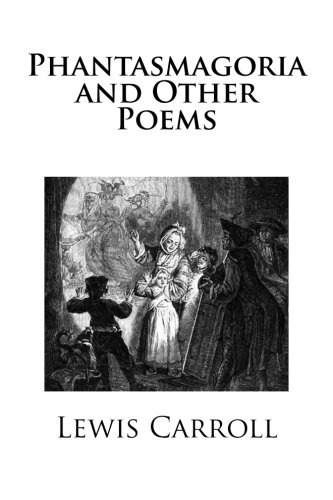 Book Phantasmagoria And Other Poems Lewis Carroll