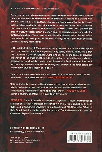 Book Pharmageddon David Healy 251900 En Mercado Libre