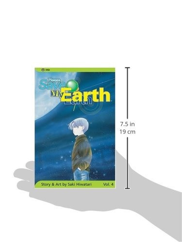 book : please save my earth, vol. 4