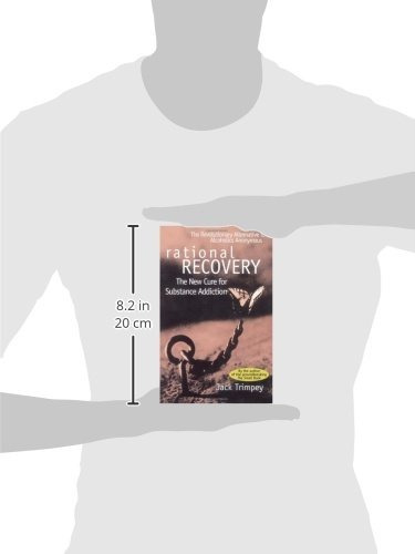 book : rational recovery: the new cure for subs   ( oferta )
