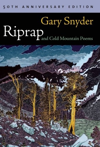 Book Riprap And Cold Mountain Poems Gary Snyder