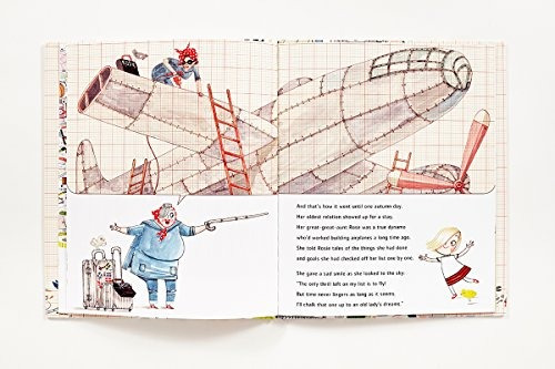 book : rosie revere, engineer - andrea beaty