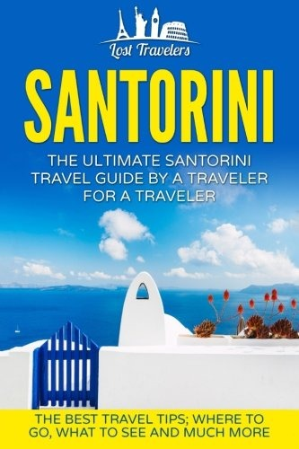 Santorini Guide Book