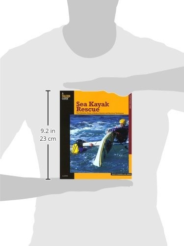 book : sea kayak rescue: the definitive guide to modern r...