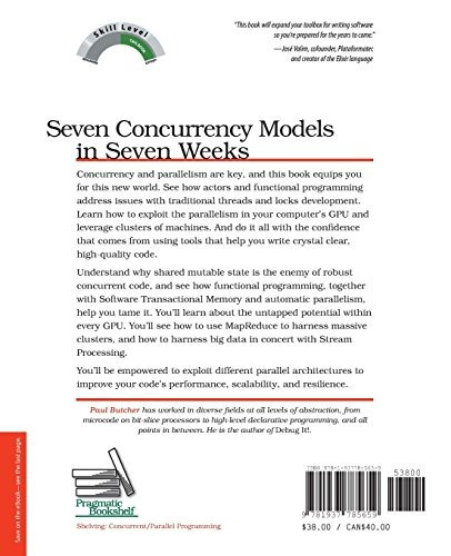 book : seven concurrency models in seven weeks: when thre...