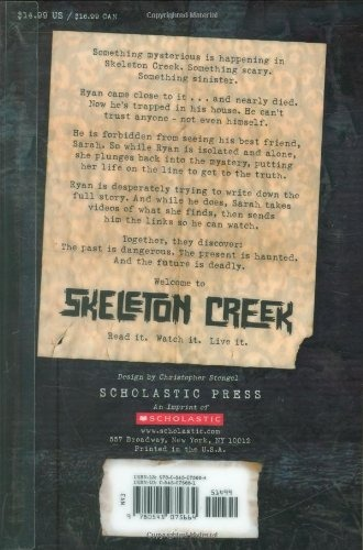 Skeleton Creek Book