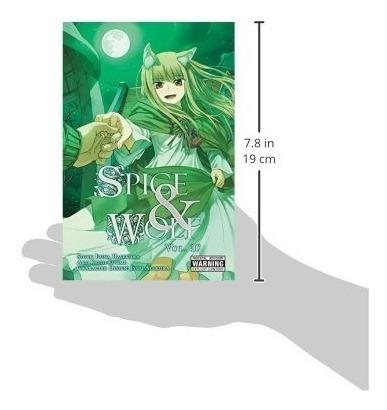 book : spice and wolf, vol. 10 - manga - isuna hasekura
