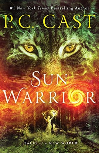 book : sun warrior tales of a new world - cast, p. c.