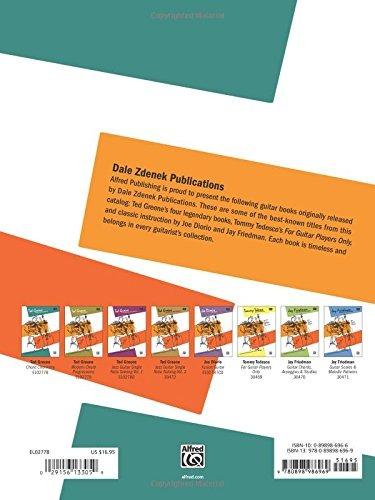 Book Ted Greene Chord Chemistry Ted Greene 114900 En