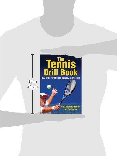 Tennis Drill Book-2nd Edition The
