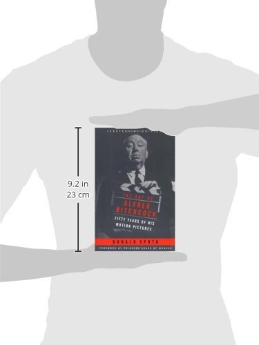 book : the art of alfred hitchcock fifty years of his motion