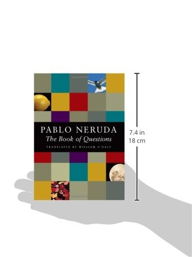 Neruda Book Of Questions