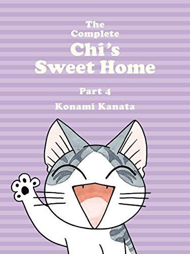 book : the complete chis sweet home, 4 - kanata, konami