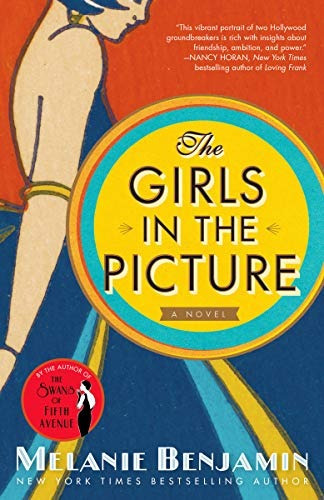 book : the girls in the picture a novel - benjamin, melanie
