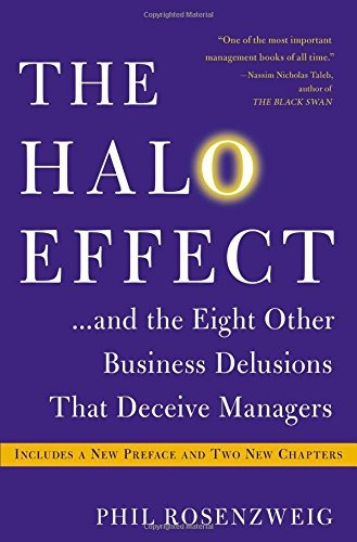 book : the halo effect: . . . and the eight other busines...