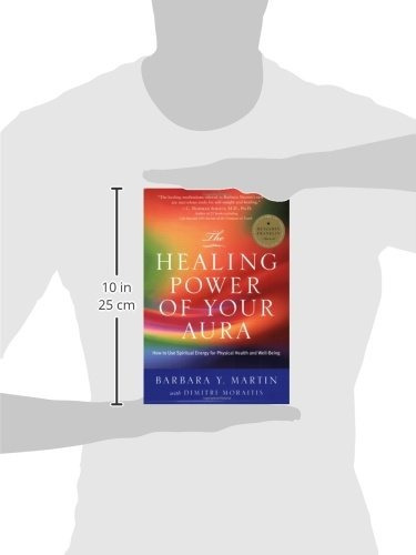 Book : The Healing Power Of Your Aura How To Use Spiritual