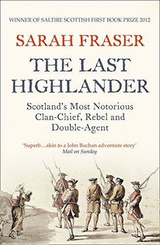 book : the last highlander - sarah fraser