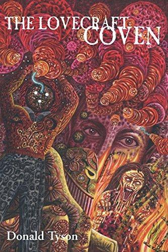 book : the lovecraft coven - tyson, donald