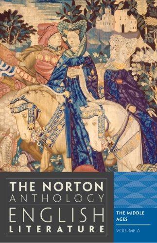 book : the norton anthology of english literature (ni (2493)
