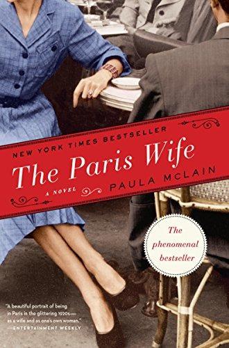 book : the paris wife - paula mclain (envio hoy)