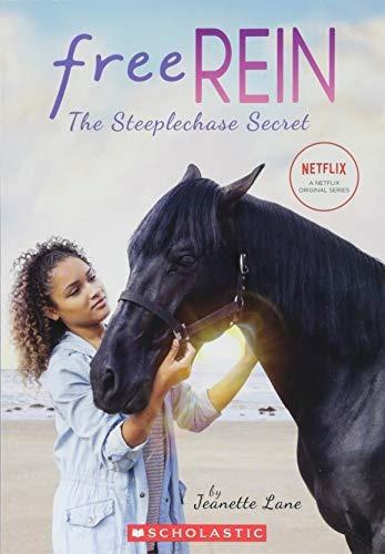 book : the steeplechase secret (free rein #1) - lane,...
