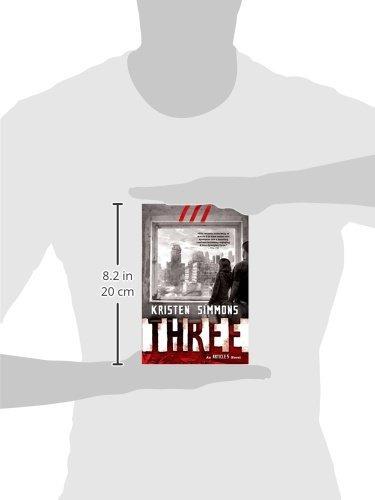 book : three (article 5) - kristen simmons