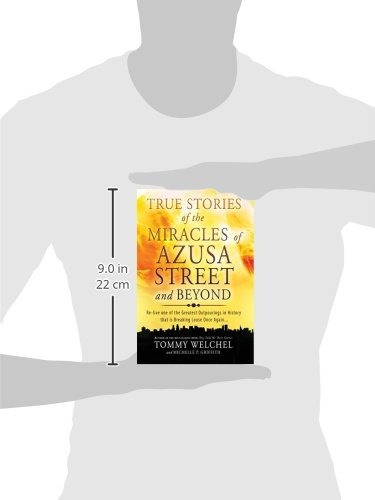 book : true stories of the miracles of azusa street a (3510)