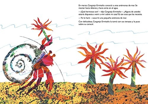 Book : Una Casa Para Cangrejo Ermitaño (a House For Herm... - $ 789 ...