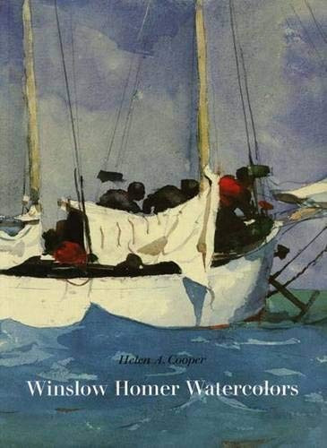 book : winslow homer watercolors - helen a. cooper