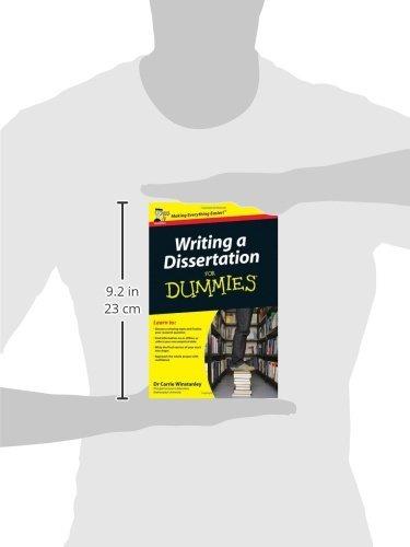 dissertation for dummies