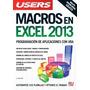 Ofi-009 Macros En Excel Users 2013 Pdf 320pag Ebook Original