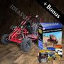 Kit Construye Tu Propio Buggy Arenero - Karting - Gokart