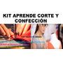 Patrones Corte Costura Confección Colección Bonos Y Más!