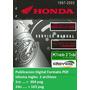 Libro Manu Reparacion Servicio Moto Honda Shadow Vt 1100