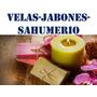 Aprende A Elaborar Velas Jabones Sahumerios Lamparas Fanales