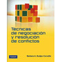 Negociación Y Resolución Conflictos. Barbara Budjac Corvette